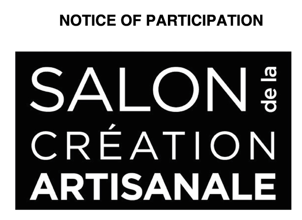 NOTICE OF PARTICIPATION